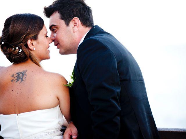 Le nozze di Annalisa e Vincenzo