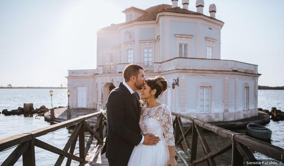Il matrimonio di Fabio e Ilaria a Napoli, Napoli
