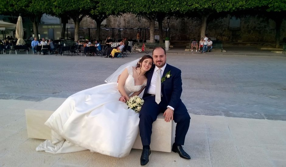 Il matrimonio di Piero e Federica a Siracusa, Siracusa