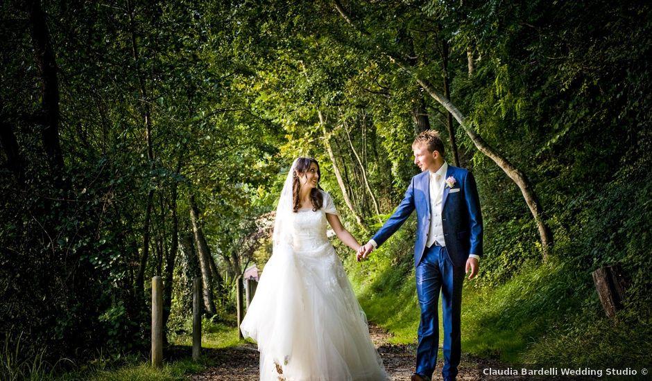 Il matrimonio di Frank e Viviana a Calco, Lecco