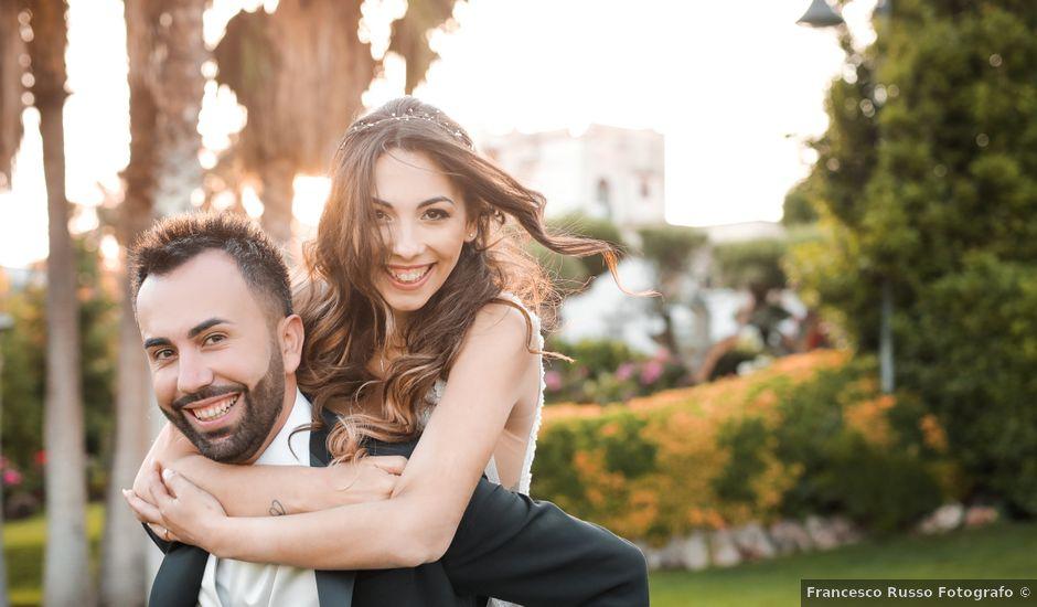Il matrimonio di Umberto e Maria a Santa Maria Capua Vetere, Caserta