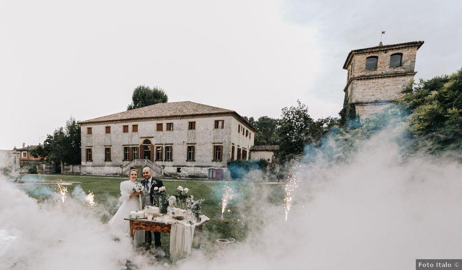 Il matrimonio di Gloria e Eros a Brugine, Padova
