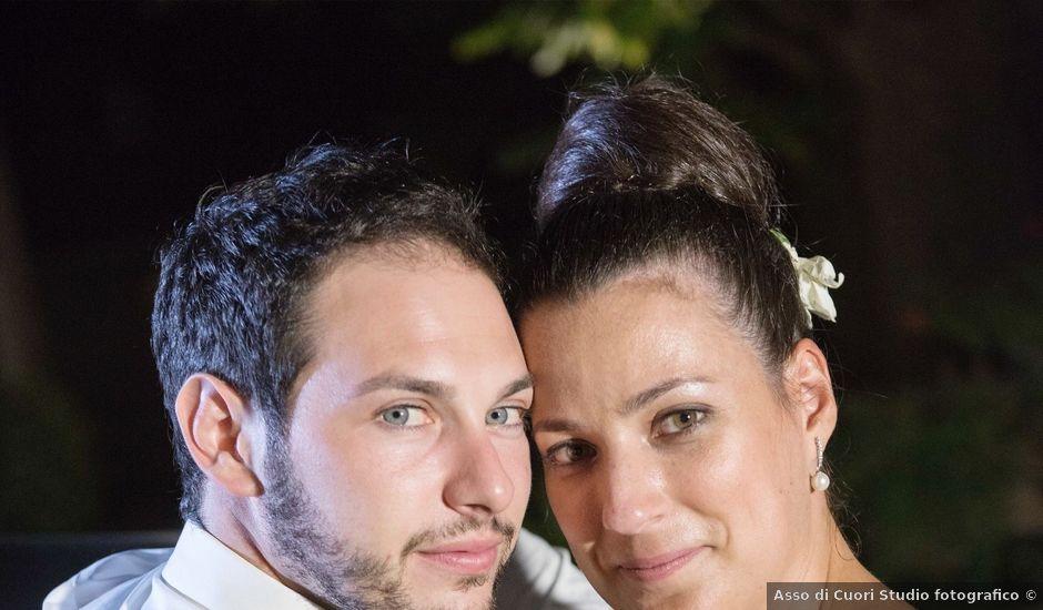 Il matrimonio di Marco e Martina a Cento, Ferrara