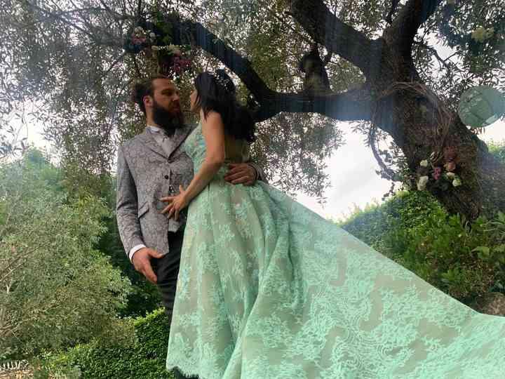 Le nozze di Lara e Marco