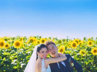 Le nozze di Lisa e Mario