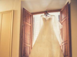 Le nozze di Letizia e Luca 1