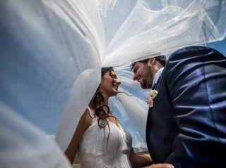 Le nozze di Letizia e Luca
