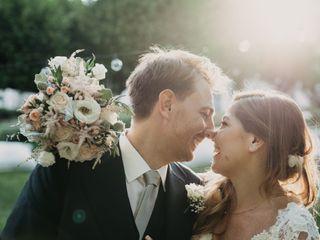 Le nozze di Maria Teresa e Daniele