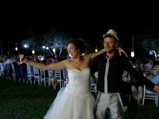 Le nozze di Lucia e Fulvio 1