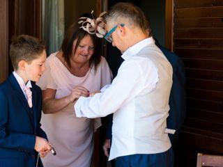 Le nozze di Geoff e Claudia 2