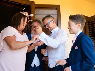 Le nozze di Geoff e Claudia 3