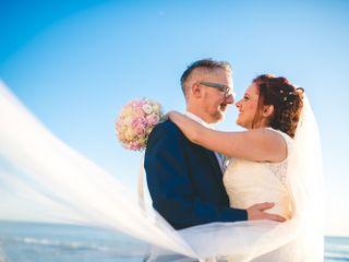Le nozze di Geoff e Claudia