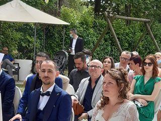 Le nozze di Laura e Giovanni 1
