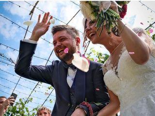 Le nozze di Elisa e Igor
