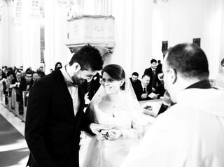 Le nozze di Grazia e Savio