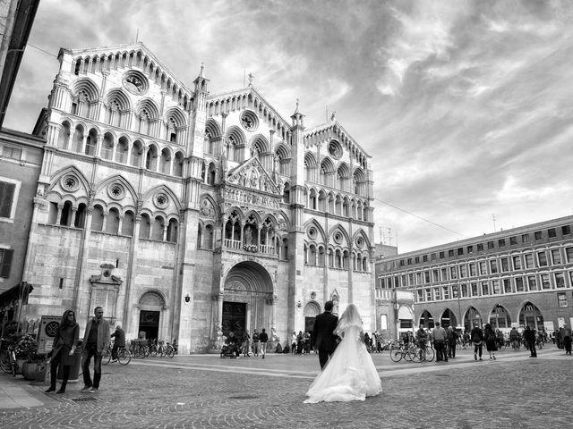 Il matrimonio di Giuseppe e Isabella a Ferrara, Ferrara 46