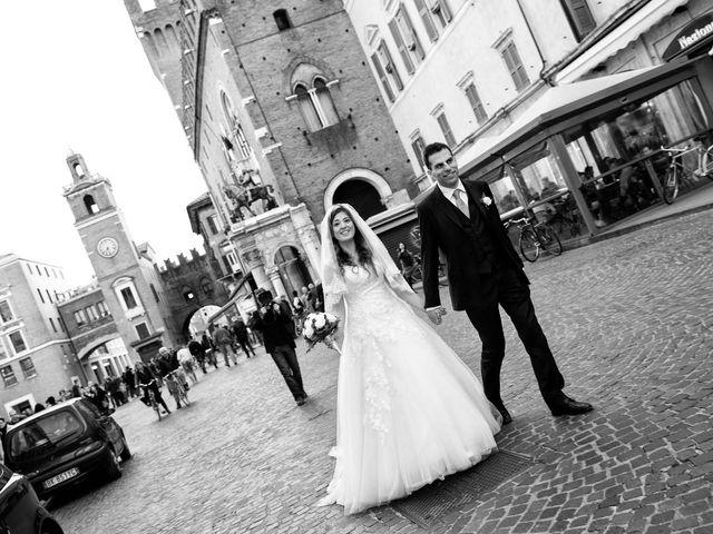 Il matrimonio di Giuseppe e Isabella a Ferrara, Ferrara 51
