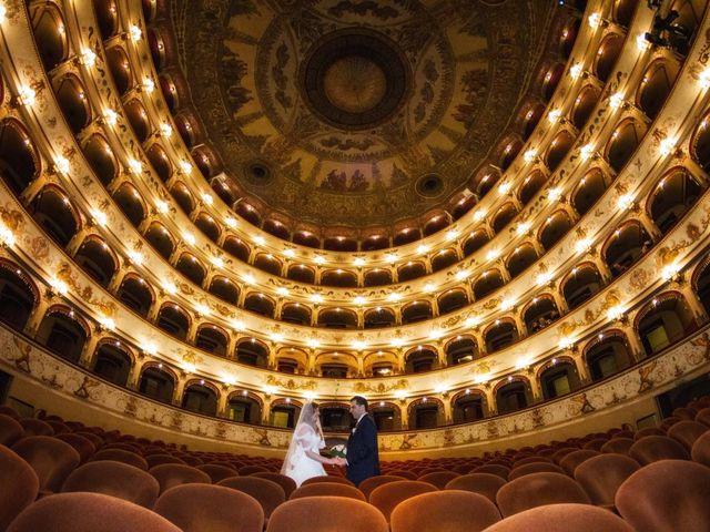 Il matrimonio di Giuseppe e Isabella a Ferrara, Ferrara 1