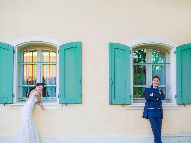 Il matrimonio di Mario e Lisa a Minerbio, Bologna 1
