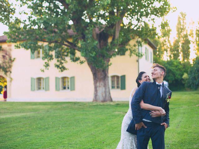 Il matrimonio di Mario e Lisa a Minerbio, Bologna 33
