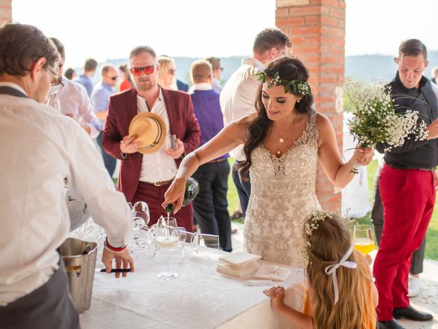 Il matrimonio di Patrick e Karen a Negrar, Verona 2