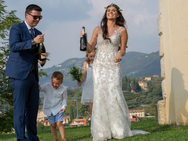 Il matrimonio di Patrick e Karen a Negrar, Verona 7