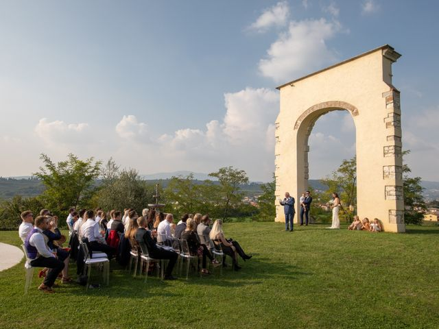Il matrimonio di Patrick e Karen a Negrar, Verona 11