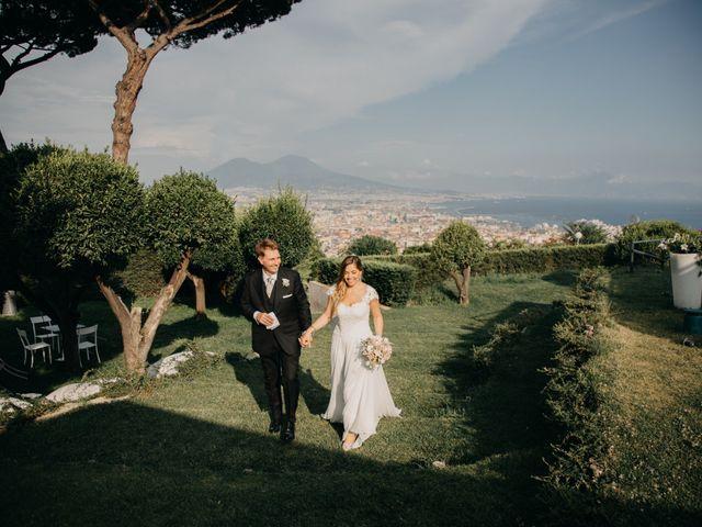 Il matrimonio di Daniele e Maria Teresa a Napoli, Napoli 26