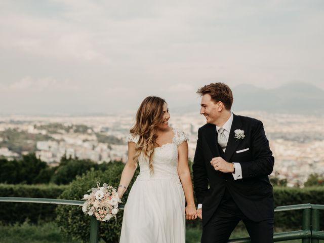 Il matrimonio di Daniele e Maria Teresa a Napoli, Napoli 34