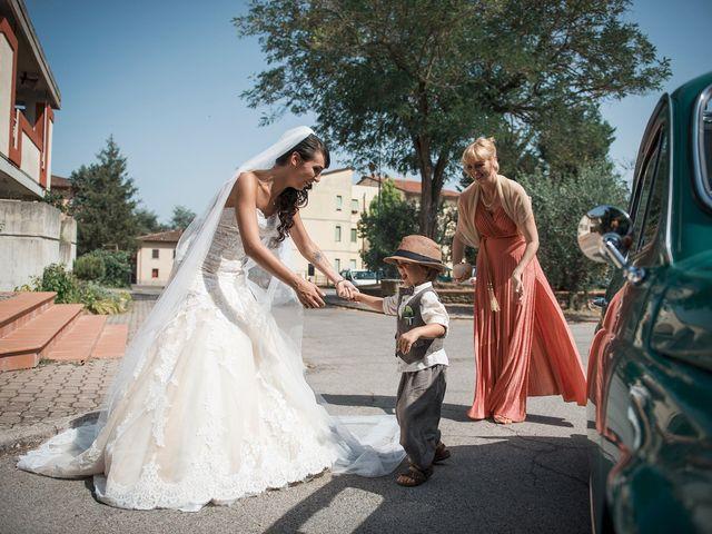 Il matrimonio di Marco e Ilaria a Cavriglia, Arezzo 12