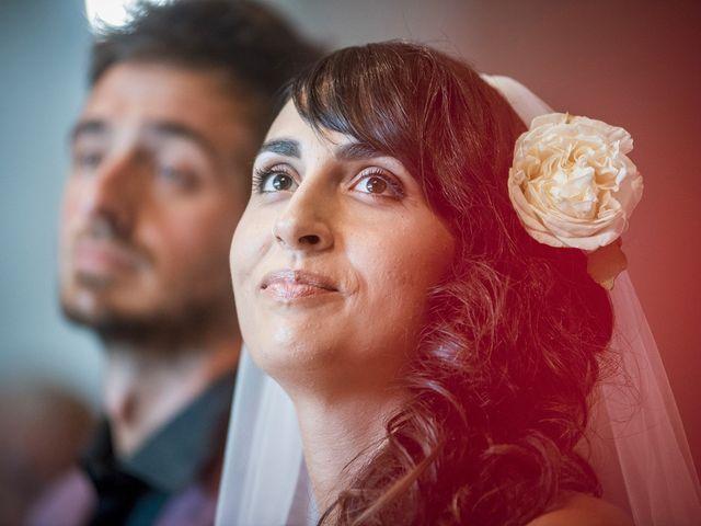 Il matrimonio di Marco e Ilaria a Cavriglia, Arezzo 15