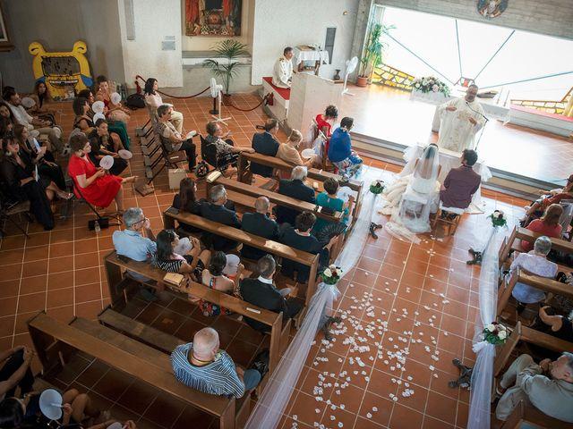 Il matrimonio di Marco e Ilaria a Cavriglia, Arezzo 16