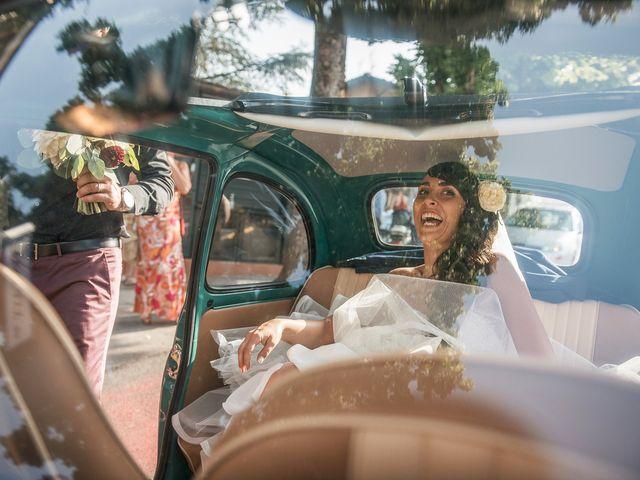 Il matrimonio di Marco e Ilaria a Cavriglia, Arezzo 25