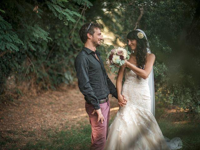 Il matrimonio di Marco e Ilaria a Cavriglia, Arezzo 26