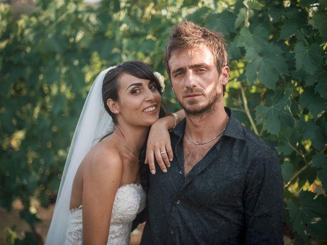 Il matrimonio di Marco e Ilaria a Cavriglia, Arezzo 27