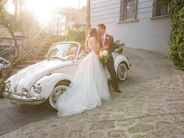 Il matrimonio di Vincenzo e Annalisa a Napoli, Napoli 16