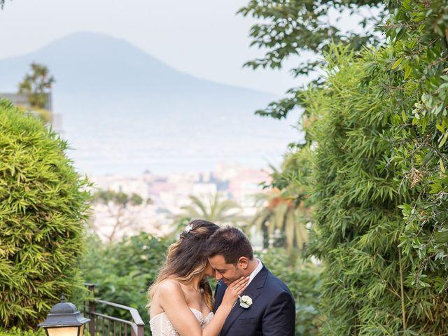 Il matrimonio di Vincenzo e Annalisa a Napoli, Napoli 20