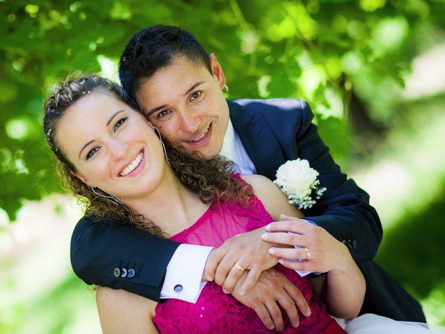 Il matrimonio di Simone e Jessica a Motta di Livenza, Treviso 9