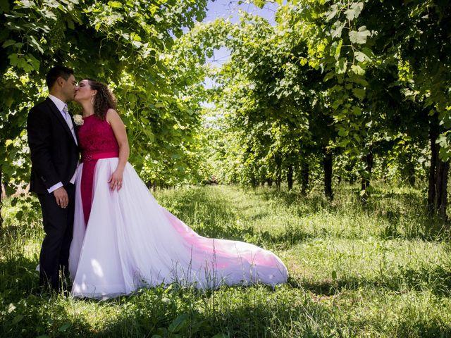 Il matrimonio di Simone e Jessica a Motta di Livenza, Treviso 10