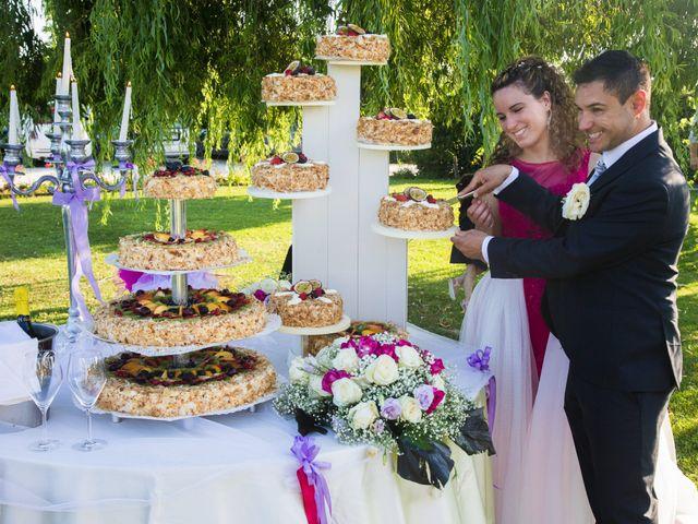 Il matrimonio di Simone e Jessica a Motta di Livenza, Treviso 17