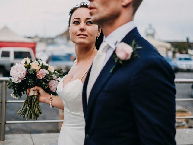 Le nozze di Shanou e Tim