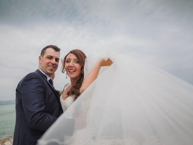 Le nozze di Alessio e Nadia