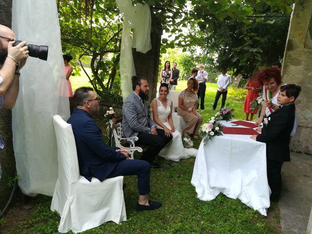 Il matrimonio di Marco  e Lara a Pietrasanta, Lucca 22