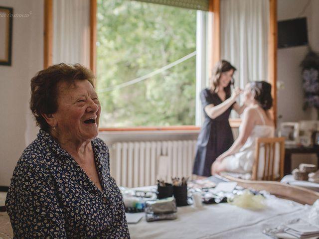 Il matrimonio di Andrea e SIlvia a Mondaino, Rimini 4