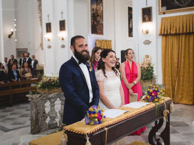 Il matrimonio di Andrea e SIlvia a Mondaino, Rimini 17