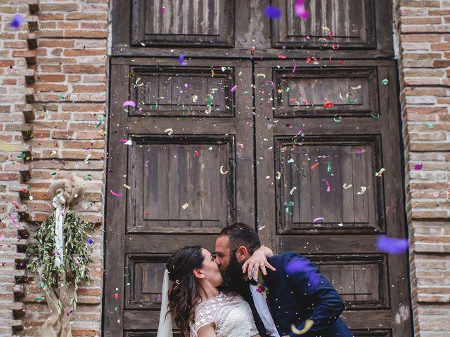 Il matrimonio di Andrea e SIlvia a Mondaino, Rimini 21