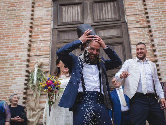 Il matrimonio di Andrea e SIlvia a Mondaino, Rimini 22