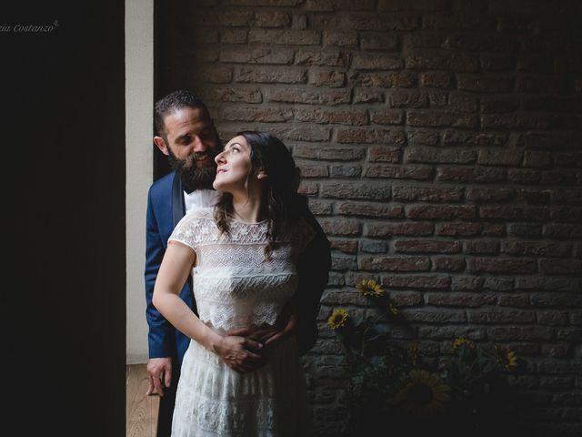 Il matrimonio di Andrea e SIlvia a Mondaino, Rimini 24