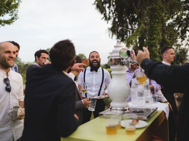 Il matrimonio di Andrea e SIlvia a Mondaino, Rimini 26