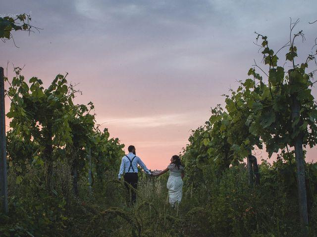 Il matrimonio di Andrea e SIlvia a Mondaino, Rimini 28
